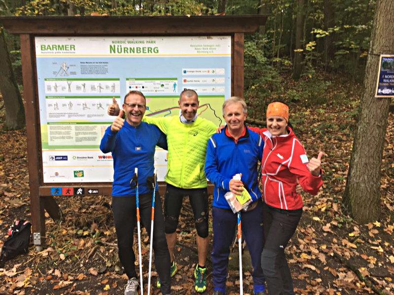 Nordic Walking Nürnberg